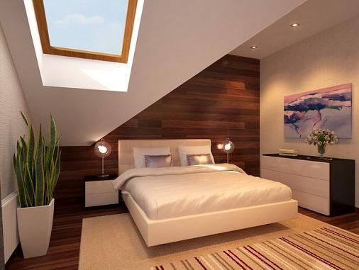 Wall Color Trends Unusual Accent Walls Hint It S Not Just About Color Contemporary Bedroom Contemporary Bedroom Design Minimalist Bedroom Design