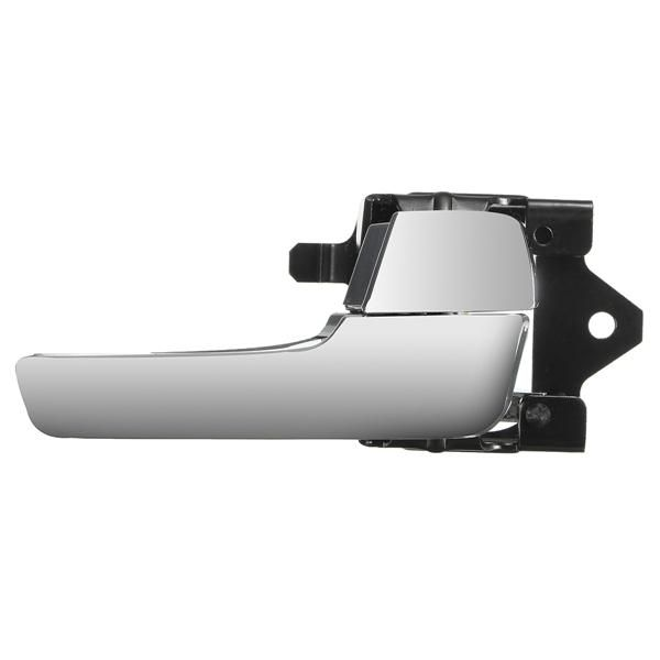 Car Door Handle Inside Chrome Front or Rear Right RH for Bui…