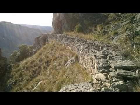 Senderismo Por Las Chorreras Del Hornillo Y La Acequia Del Galdano Senderismo Rutas De Senderismo Embalse