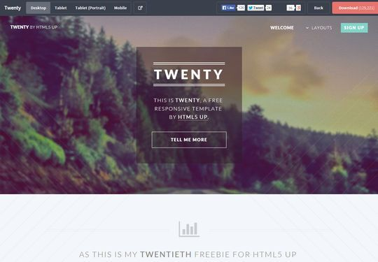 12 Fresh Free Templates In HTML CSS \ PSD Templates HTML CSS - fresh building blueprint design software