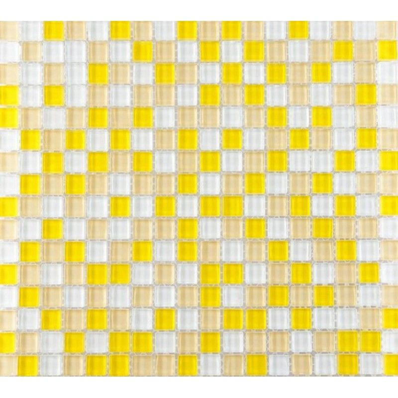 Charming Yellow Glass Tile Backsplash Ideas For Kitchen Walls Glossy Crystal Mosaic  Sheets White Bathroom Shower Tiles