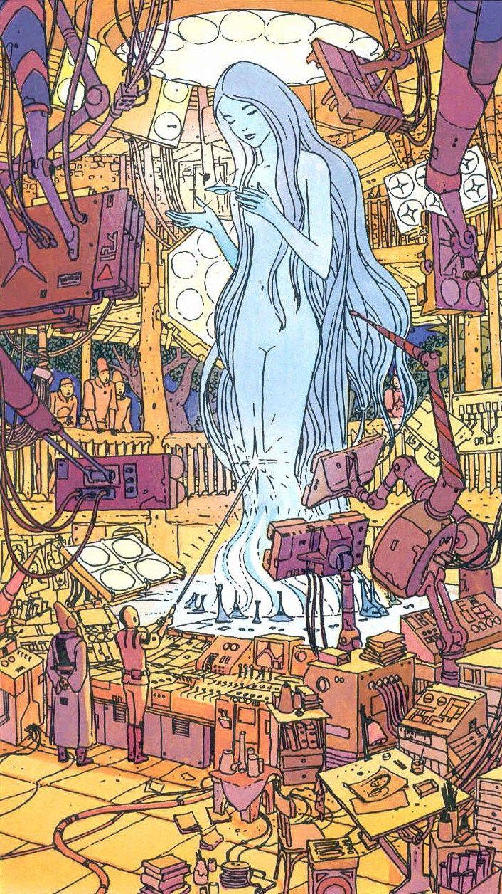 Moebius カナビス メビウス 他 Comic Kunstcomickunst