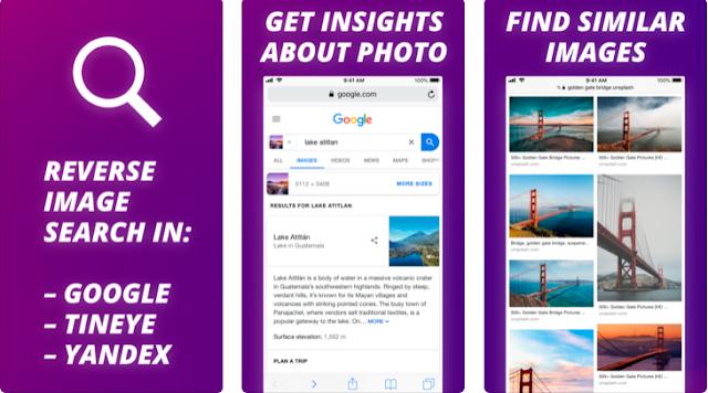 يحتاج الكثير من مستخدمي الهواتف الذكية آيفون وآيباد الى البحث عن الصور في الكثير من الأحيان من خل Reverse Image Search Google Reverse Image Search Find Image