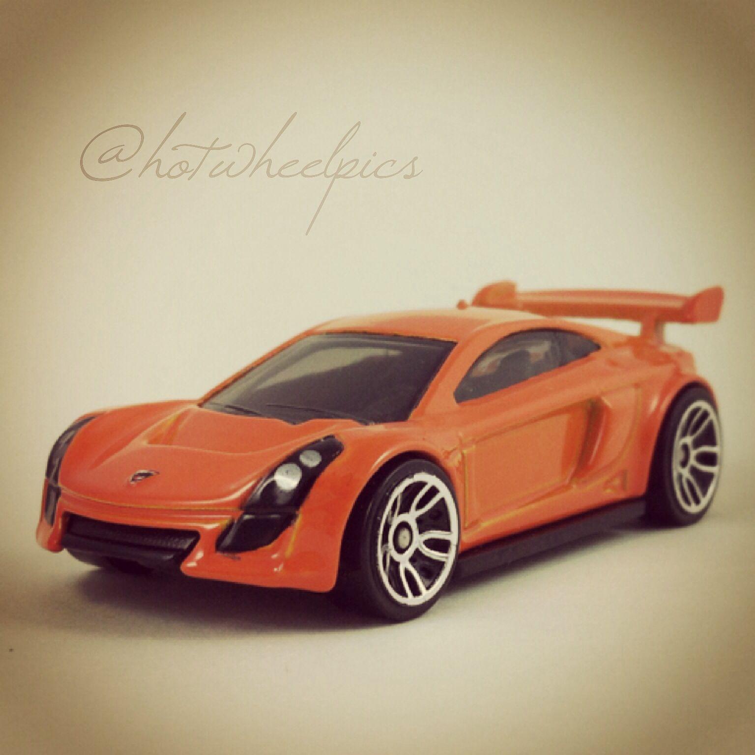 "2014 Hot Wheels HW Race ""Thrill Racers"""