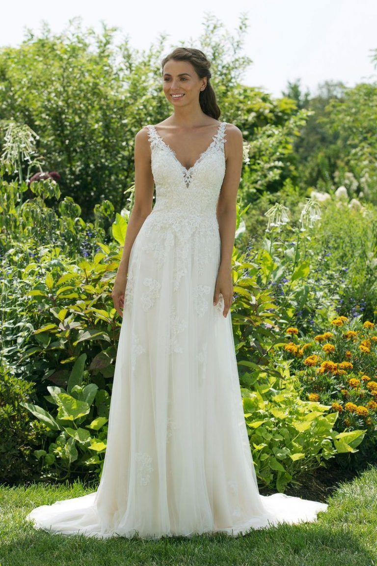 N 7309 Sweetheart Sinnliches Brautkleid Im Romantischen Vintage
