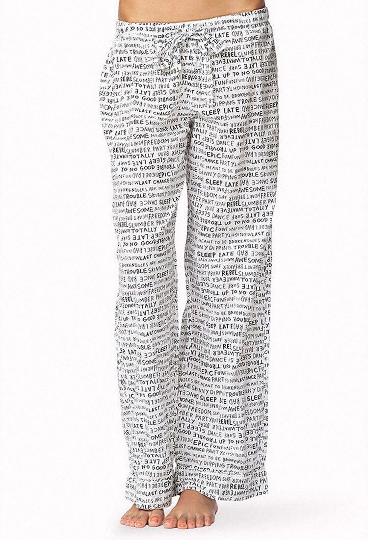 Dear Diary PJ Pants