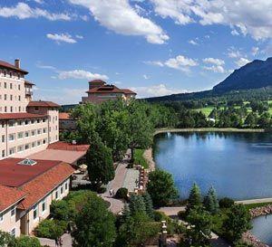 Colorado Resorts The Broadmoor Historic Luxury Hotels Best In Springs