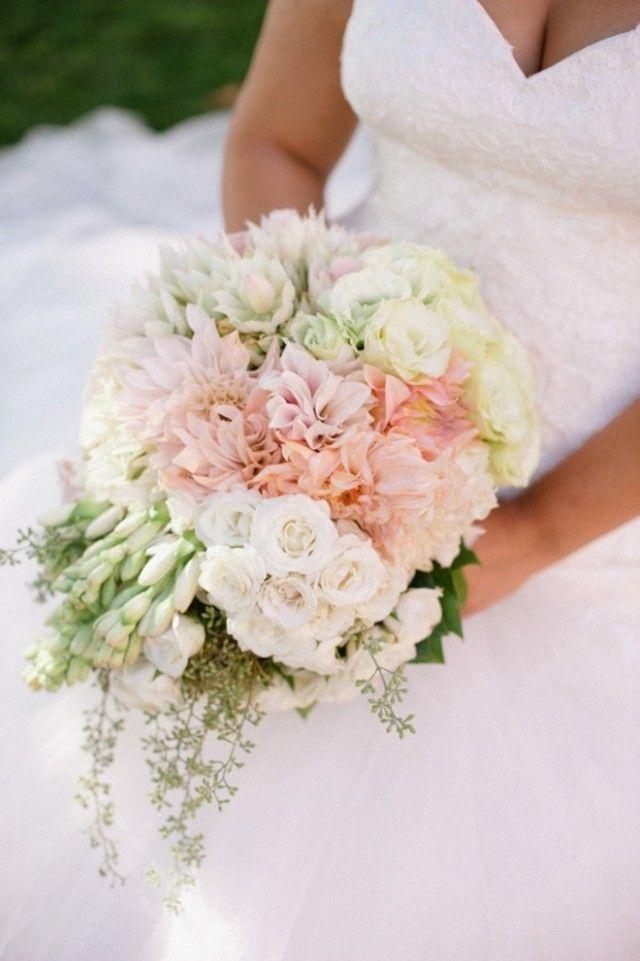 Assez Bouquet de mariée en 100 idées d'après le langage des fleurs  UU24
