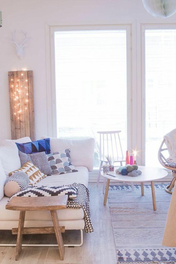 59 idées pour comment aménager son salon ! Idées déco Pinterest