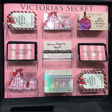a0cbedeb878d0 Victoria's Secret Gift-Card-To-Go Boxed Collection | Birthday ...