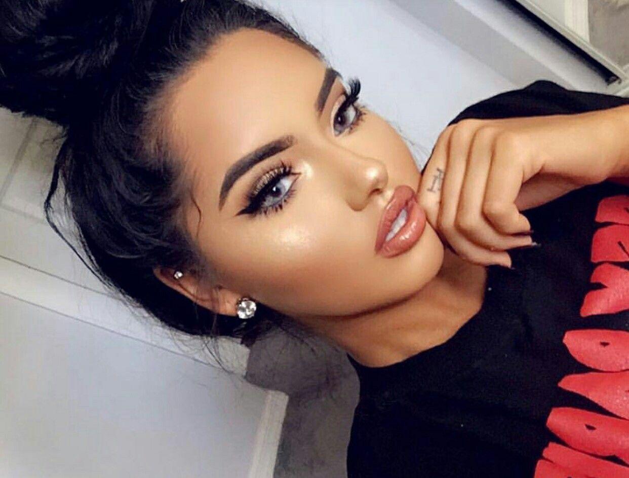 ριηтєяєѕт вσηνтα۵ Ɓαɗɗιєѕ Pinterest Makeup, Baddie