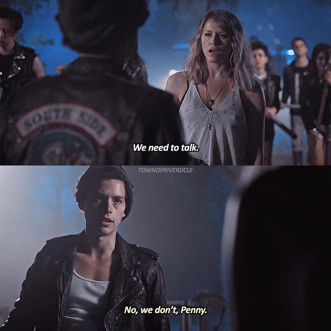 Riverdale (3x01) (With images) Alice cooper riverdale