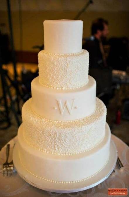 Wedding elegant cake classic white 56+ super Ideas Wedding elegant cake classic white 56+ super Ide