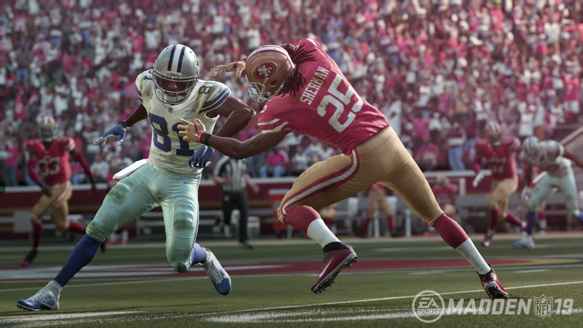 Madden NFL 19 Graphics Deep Dive Sports Gamers Online