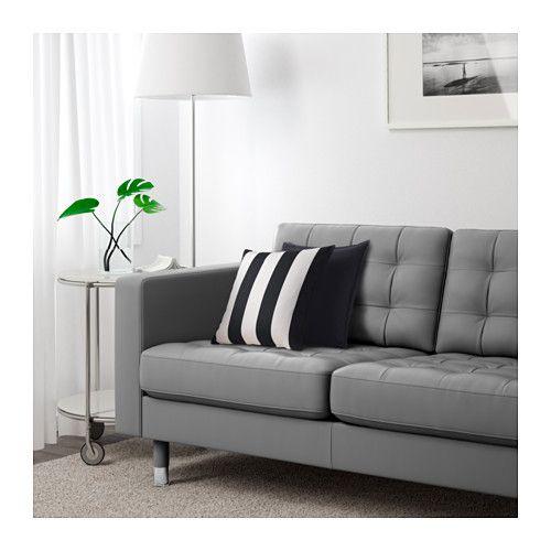 LANDSKRONA Sofa   Grann/Bomstad Gray, Metal   IKEA