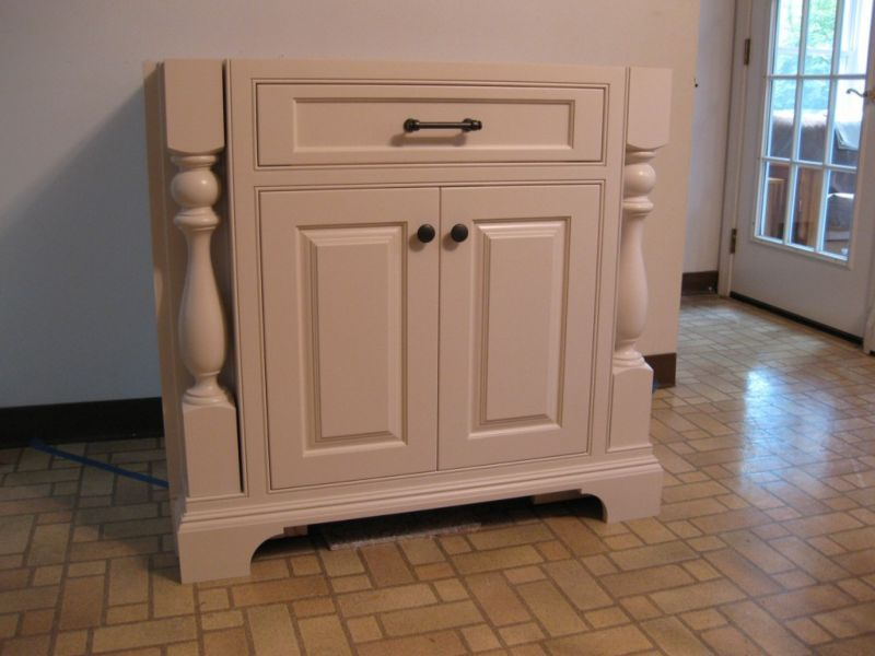 Good Ideas For Cabinet Feet For Sink Base