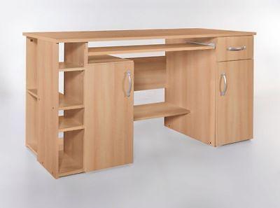 Vogl Schreibtisch Lasterfeld Buche Burotisch Buromobel