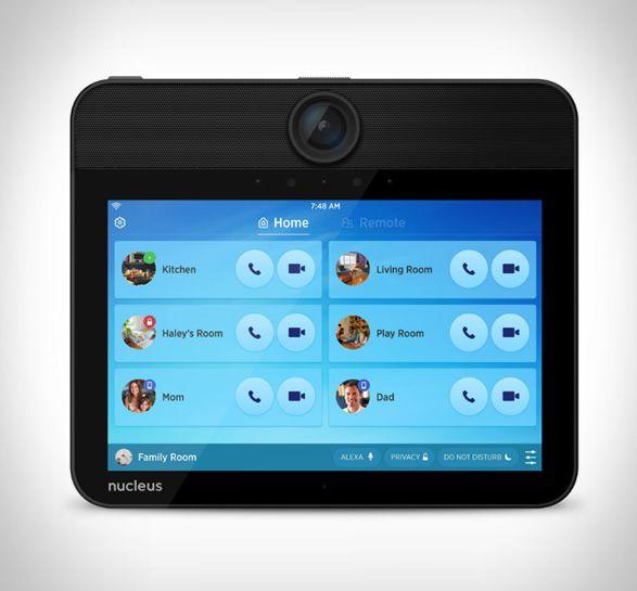 Nucleus Smart Intercom Intercom Home Security Alarm System