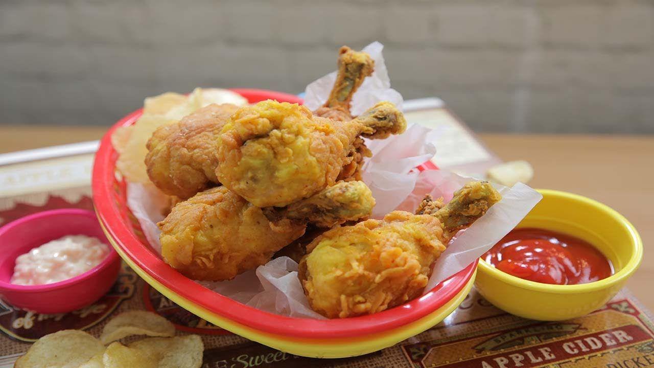 افخاذ الدجاج المقلية مغطاة بخلطة مقرمشة خاصة على شكل اللولى بوب الكل هيعشقها Food Vegetables Cauliflower