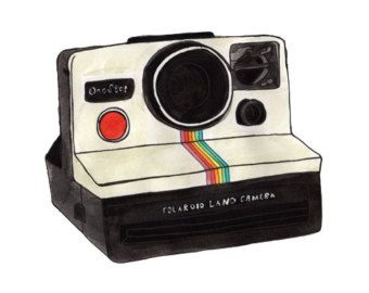 polaroid camera clipart computer gadget and electronic wallpapers camera love pinterest. Black Bedroom Furniture Sets. Home Design Ideas