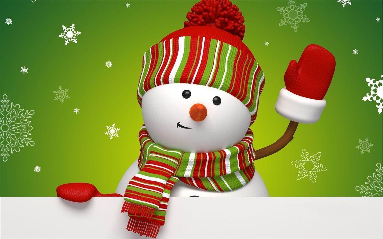 Page Gift Wrapping Wallpaper Cute Snowman Free Desktop