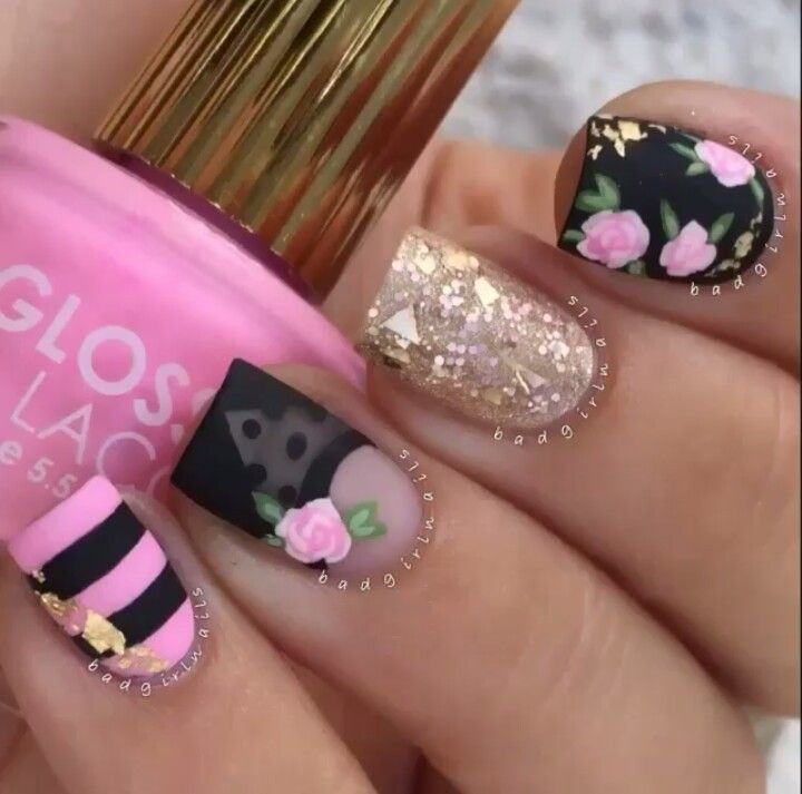 Pin By Michele Sharpe On Nail Art Pinterest Nail Nail Manicure