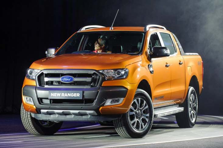 A Versatile Pick-up Ford Ranger  Looking for a multi purpose vehicle? Try this one out  Mainly what image comes to your mind when you hear about a pick-up is its unattractive practical form. And most of the pick-ups do score high in this image.