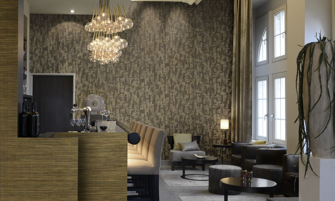 Arte International | Biggelaar | Verf | Behang | Wallpaper | Wonen ...