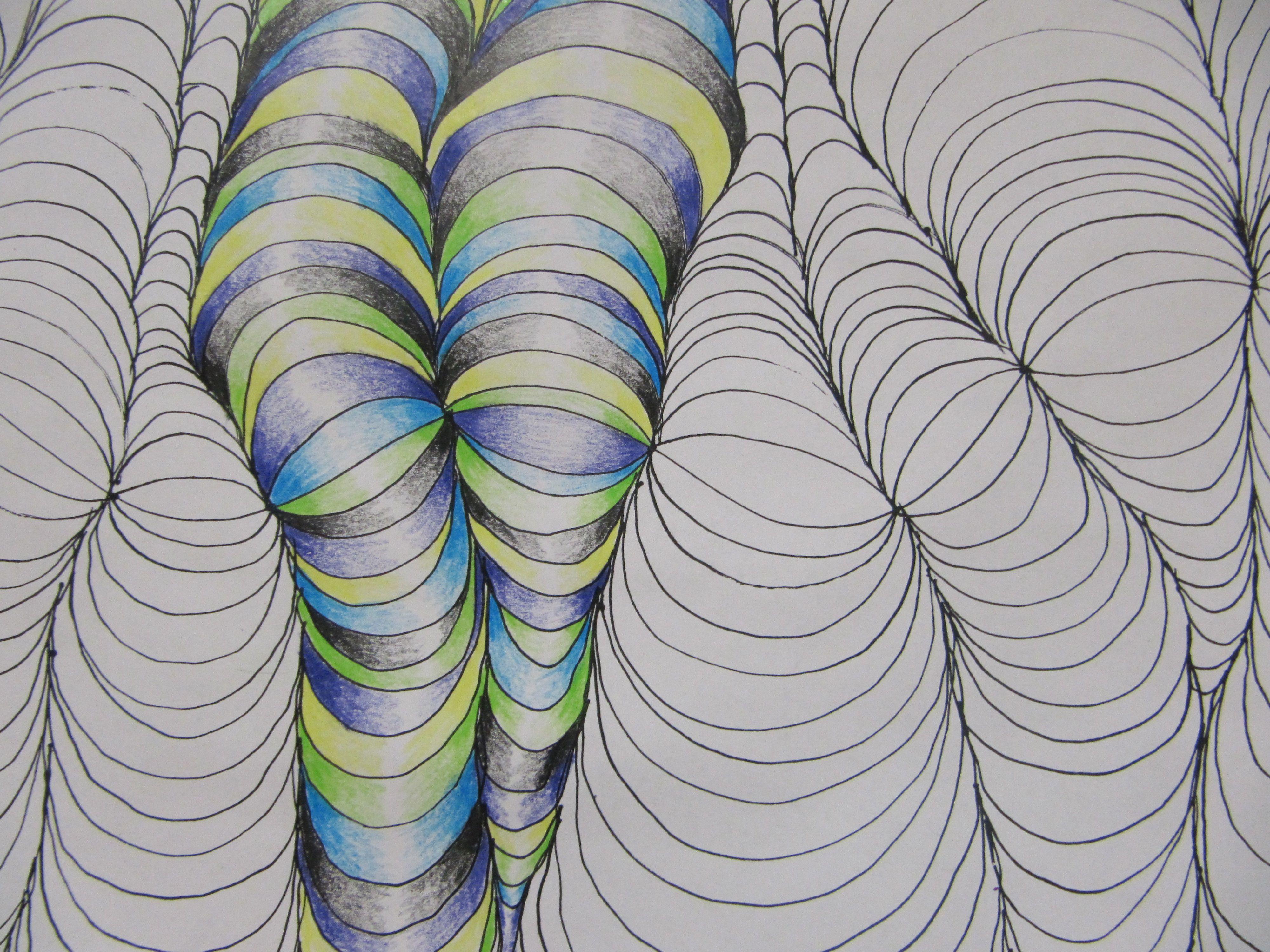 Optical Illusions With Mr E