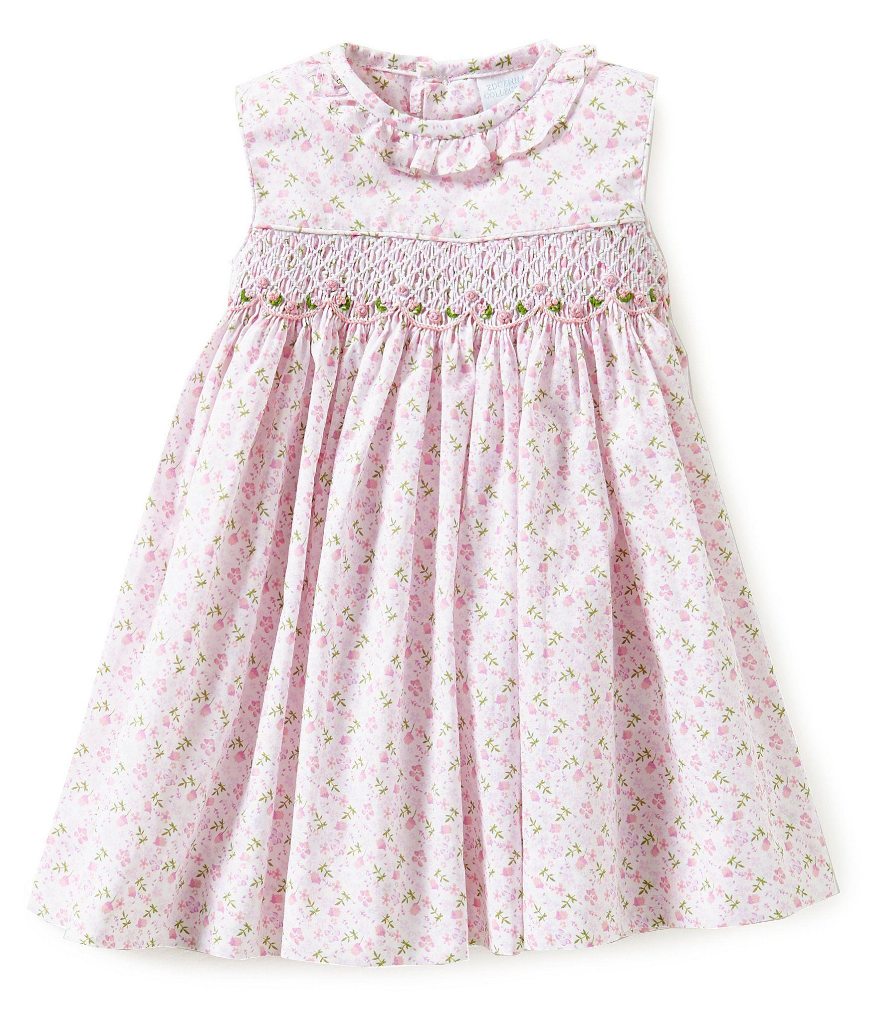 Shop for Edgehill Collection Baby Girls 3 24 Months Floral Print