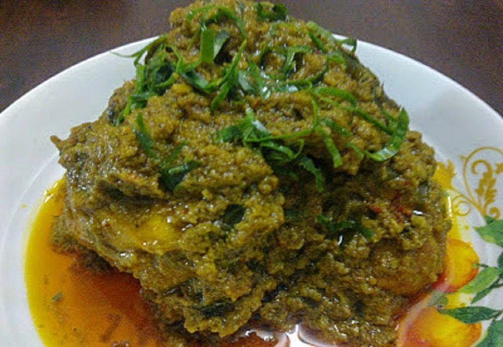 Rendang Ayam Hijau Pedas Tapi Sedap Cooking Recipes Chicken Recipes Asian Recipes