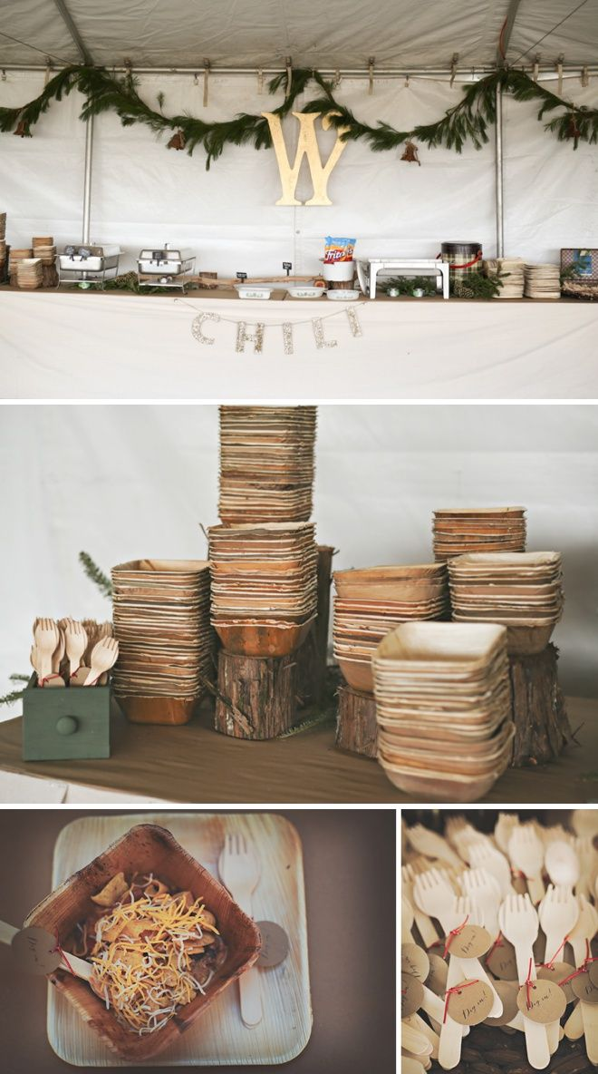 Ultra Cozy, Handmade Christmas Wedding!