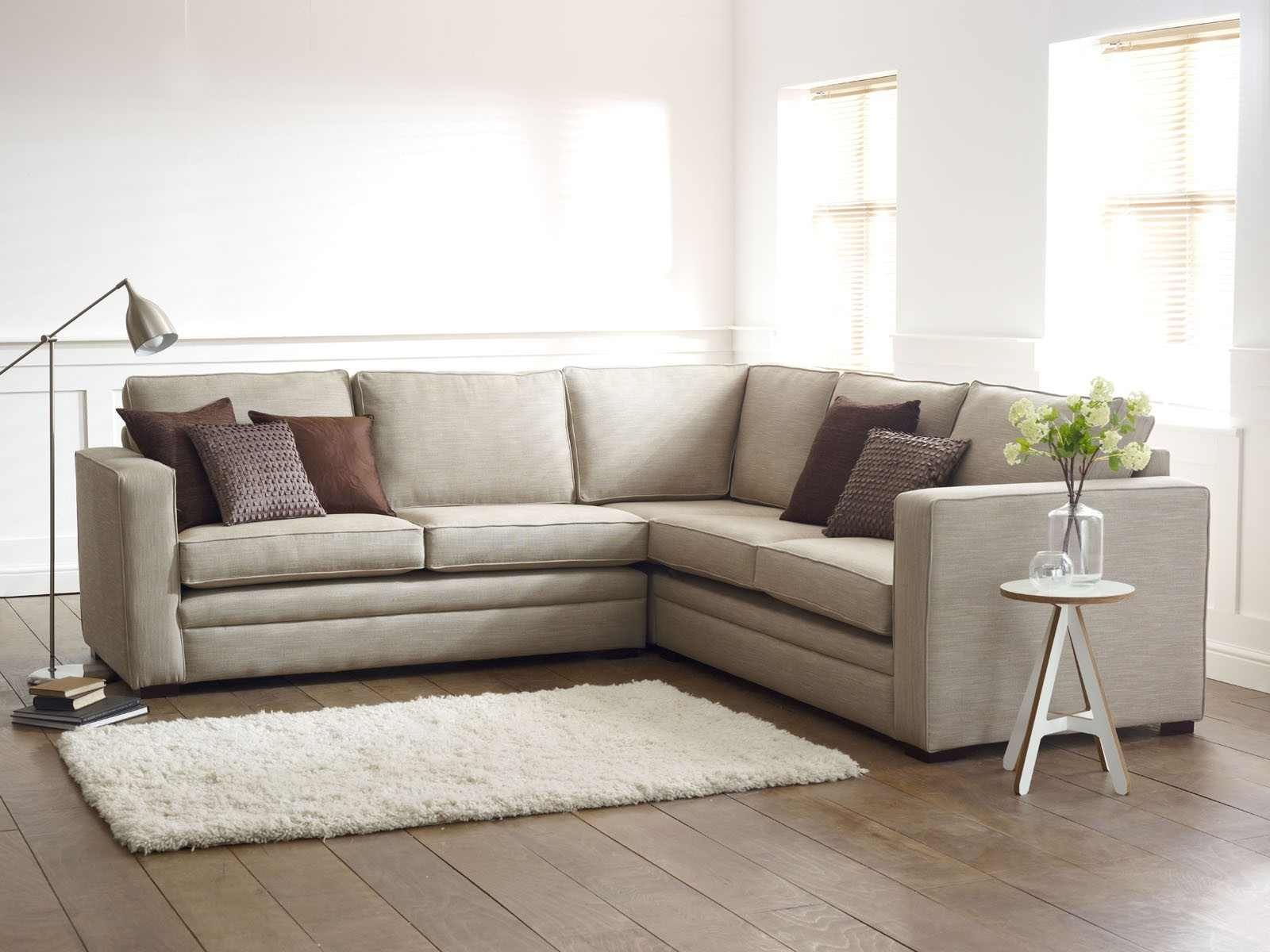 Contemporary L Shaped Sofa