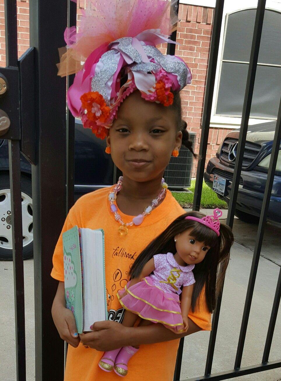 American Girl Doll Ashlyn got her Ears Pierced and is wearing American Girl Doll earrings. #WellieWishers #americangirlbrand #agig #agiger