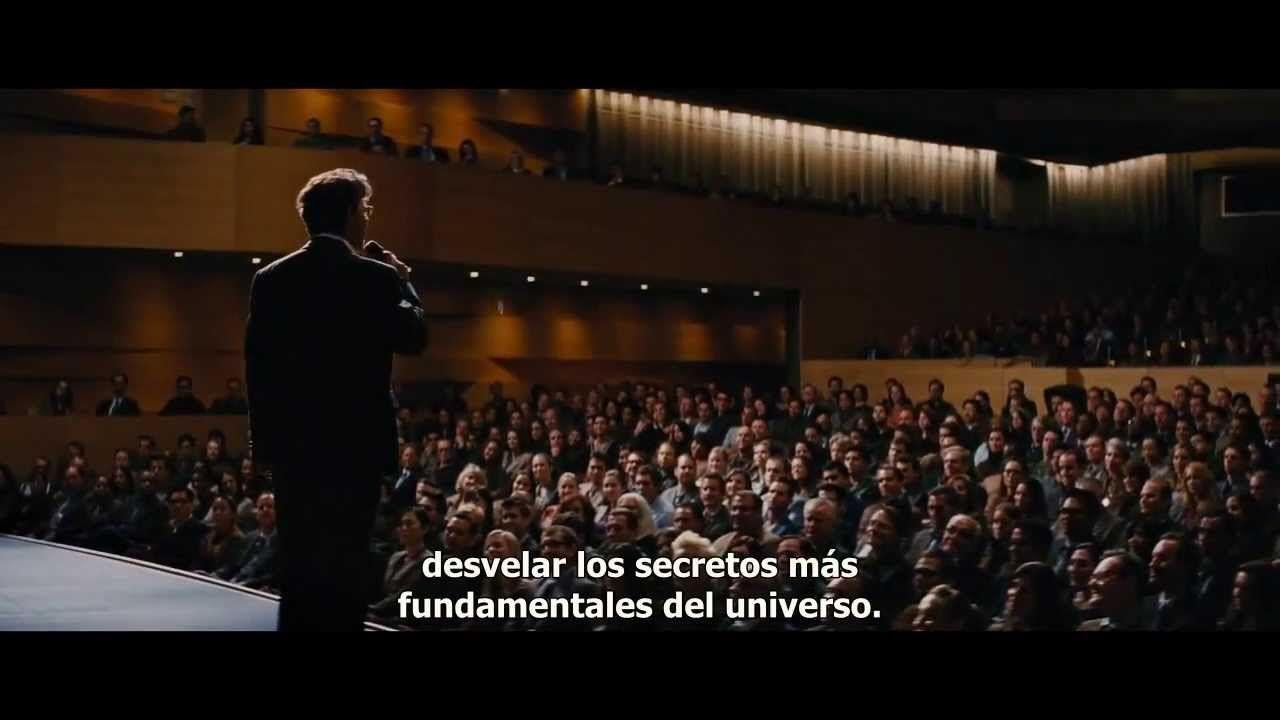 Transcendence - Tráiler subtitulado en español