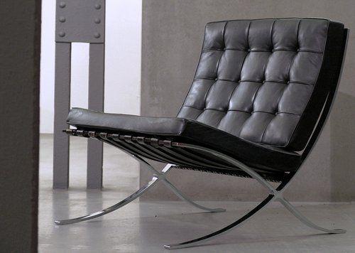/barcelonachairBauhaus furniture Disenos de unas