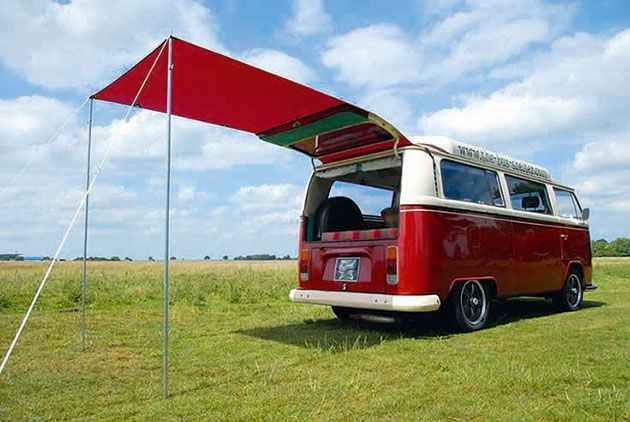 Best Awnings For Your Campervan