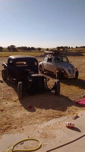 40 ford...74 bug!!