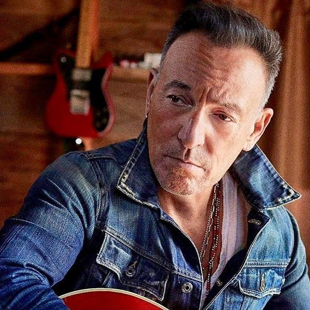 "Springsteen's Corner on Instagram: ""Photo from Bruce Springsteen's new album ""Western Stars"" ⭐️⭐️⭐️ -  June 2019  What's your favorite song from #westernstars ?  Photo Credit:…"" #brucespringsteen"