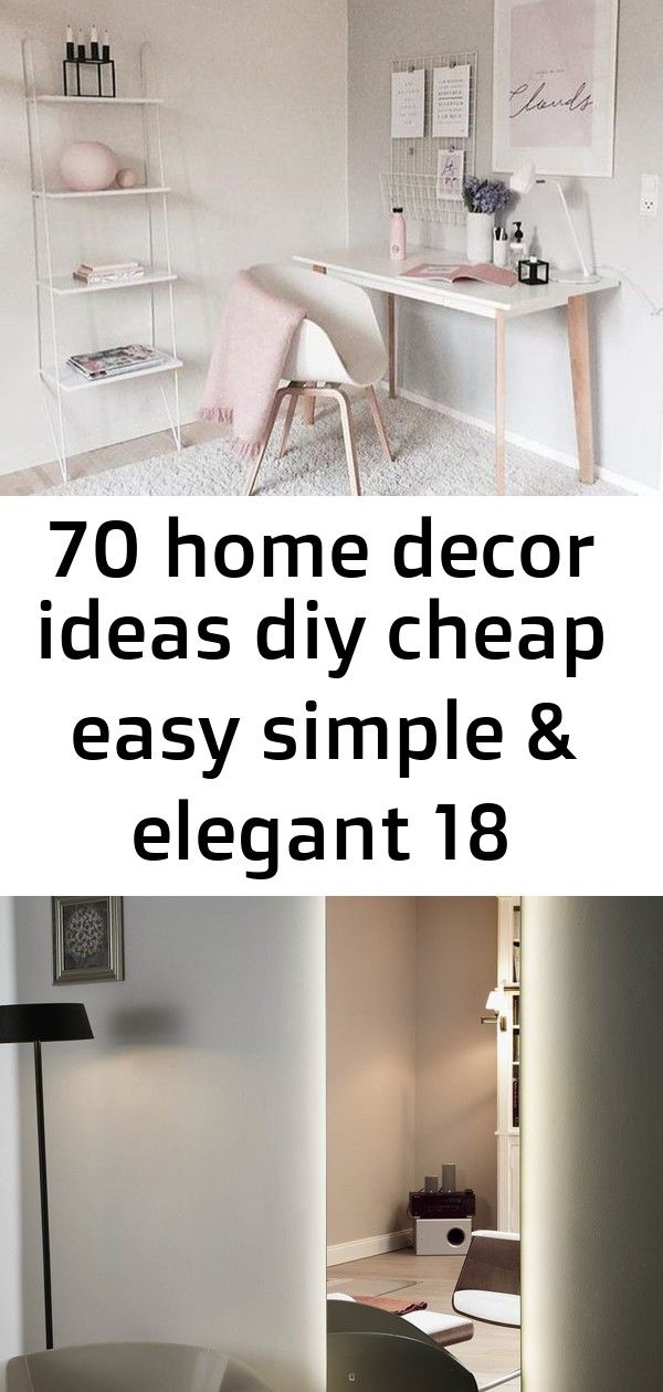 23 Elegant Masculine Home Office Design Ideas: 23 Home Decor Ideas DIY Cheap Easy Simple & Elegant Anzo IV Backlit Mirror LED Bathroom Mirror