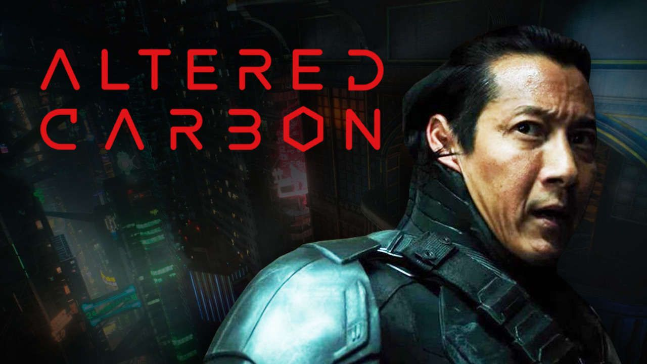 Pin By Wilhelmina Thomas On Altered Carbon Carbon Tv Altered