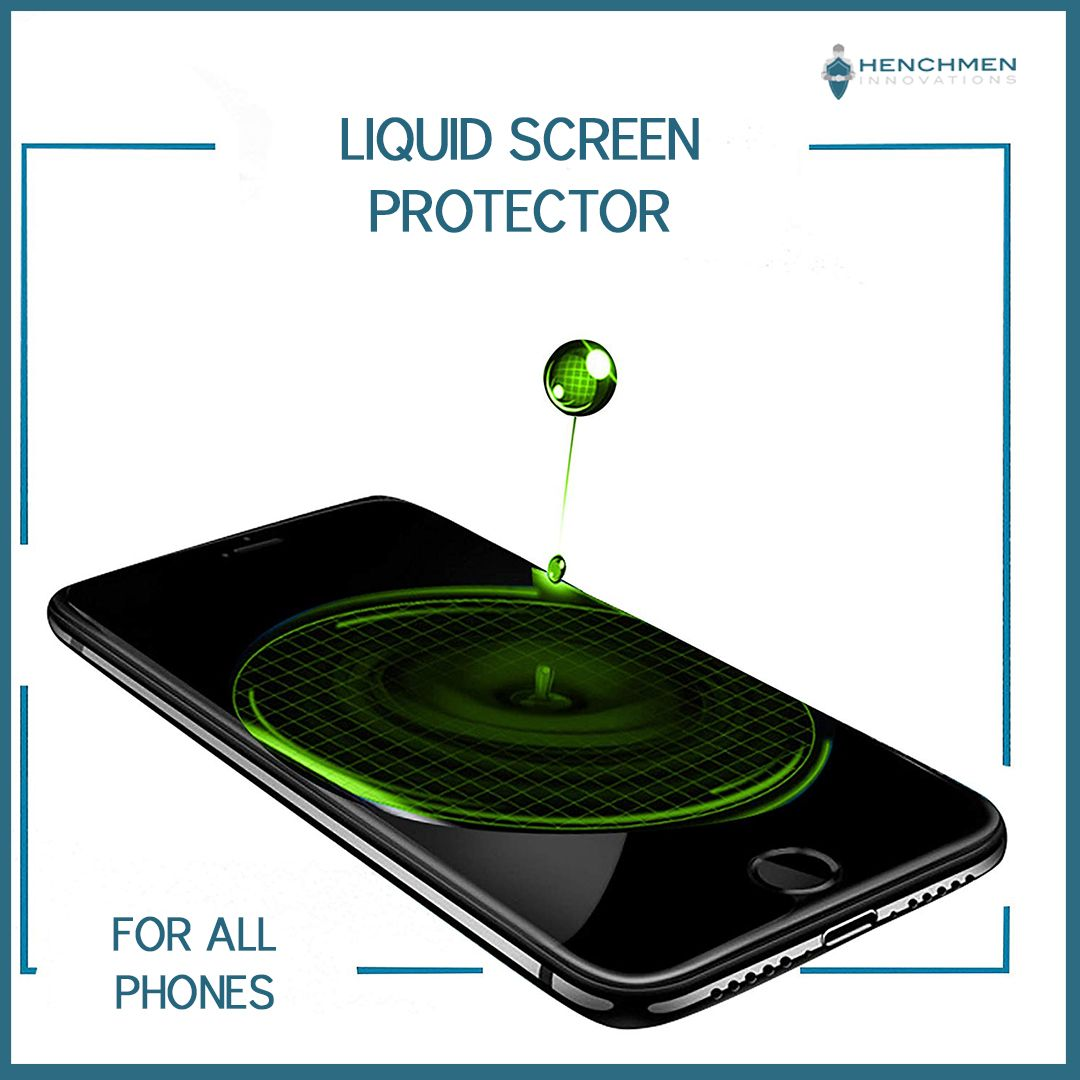 Our Liquid Screen Protector Has A 9h Hardness And Is Up To 600 Harder And Most Important Is 100 Compatible W Screen Protector All Smartphones Best Smartphone