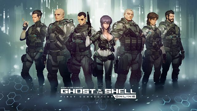 Pin On Ghost In The Shell The New Movie 2015
