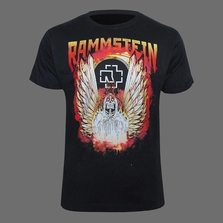 Anlässeamp; Frauen Paris Shirt Arbeitskleidung Flake T Spezielle Rammstein rCedxBo