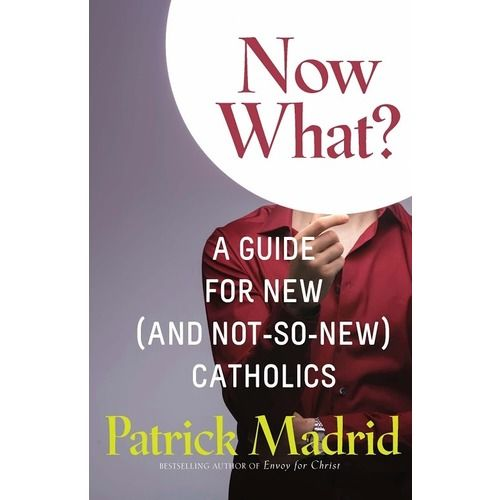 "You've joined the Church or rediscovered your faith: Now what? If you're at a loss about how to participate fully in the Church, connect with your local parish, and understand all those ""quirky"" Catholic things they didn't cover in your catechism classes, this book can help."