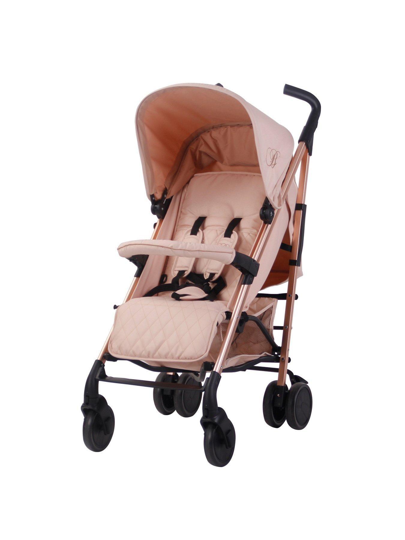 My Babiie Billie Faiers MB51 Rose Gold & Blush Stroller