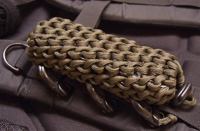 Stormdrane's Blog: Half Hitched Paracord Drawstring Pouch | Knot ...