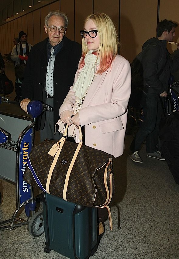 ac9fd65576b5 Don t Leave Home Without It  Celebrities and Their Louis Vuitton Luggage
