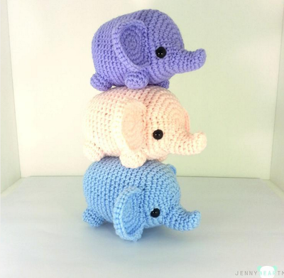 The Cutest Amigurumi — Easy Patterns and Tutorials | Easy patterns ...