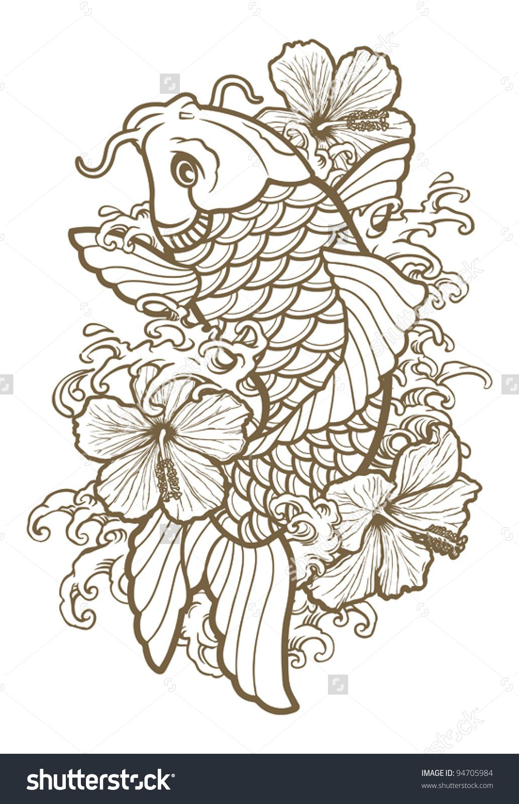 Peces koi buscar con google tattoo pinterest koi tattoo and japanese koi fish tattoos are frequently exhibited using a great mix of izmirmasajfo